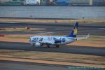 taniocchi-skyさんが、羽田空港で撮影したスカイマーク 737-86Nの航空フォト(写真)