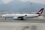 yabyanさんが、香港国際空港で撮影したキャセイドラゴン A330-343Xの航空フォト(写真)