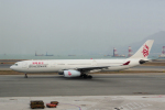 yabyanさんが、香港国際空港で撮影した香港ドラゴン航空 A330-343Xの航空フォト(飛行機 写真・画像)