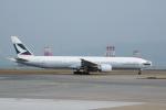 yabyanさんが、香港国際空港で撮影したキャセイパシフィック航空 777-367/ERの航空フォト(飛行機 写真・画像)