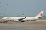 yabyanさんが、香港国際空港で撮影した香港ドラゴン航空 A330-342の航空フォト(飛行機 写真・画像)