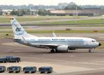 voyagerさんが、アムステルダム・スキポール国際空港で撮影したタロム航空 737-78Jの航空フォト(飛行機 写真・画像)