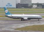 voyagerさんが、アムステルダム・スキポール国際空港で撮影したKLMオランダ航空 737-8K2の航空フォト(写真)