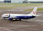voyagerさんが、アムステルダム・スキポール国際空港で撮影したTUIフライ・ネーデルランド 737-85Fの航空フォト(飛行機 写真・画像)