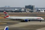 Wasawasa-isaoさんが、羽田空港で撮影したブリティッシュ・エアウェイズ 777-336/ERの航空フォト(写真)