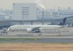 じーく。さんが、羽田空港で撮影したサウディア 777-3FG/ERの航空フォト(飛行機 写真・画像)