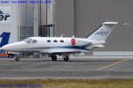 Chofu Spotter Ariaさんが、八尾空港で撮影したエスケープラント 510 Citation Mustangの航空フォト(飛行機 写真・画像)