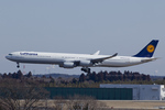 Scotchさんが、成田国際空港で撮影したルフトハンザドイツ航空 A340-642の航空フォト(写真)