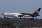 Scotchさんが、成田国際空港で撮影したUPS航空 767-34AF/ERの航空フォト(飛行機 写真・画像)