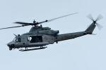 うめやしきさんが、厚木飛行場で撮影したアメリカ海兵隊 UH-1Y Venomの航空フォト(飛行機 写真・画像)