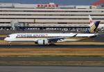 りんたろうさんが、羽田空港で撮影したシンガポール航空 A350-941XWBの航空フォト(写真)