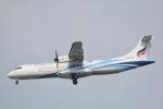 LEGACY-747さんが、スワンナプーム国際空港で撮影したバンコクエアウェイズ ATR-72-600の航空フォト(飛行機 写真・画像)