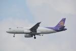 LEGACY-747さんが、スワンナプーム国際空港で撮影したタイ・スマイル A320-232の航空フォト(飛行機 写真・画像)