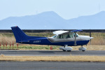 Gambardierさんが、岡南飛行場で撮影した東京センチュリー 172P Skyhawkの航空フォト(写真)