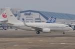 青路村さんが、伊丹空港で撮影したアメリカ空軍 C-40C BBJ (737-7CP)の航空フォト(写真)