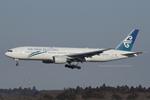 Scotchさんが、成田国際空港で撮影したニュージーランド航空 777-219/ERの航空フォト(写真)
