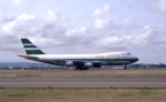 kumagorouさんが、仙台空港で撮影したキャセイパシフィック航空 747-267Bの航空フォト(飛行機 写真・画像)