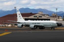 sunagimoさんが、横田基地で撮影したアメリカ空軍 RC-135V (739-445B)の航空フォト(飛行機 写真・画像)