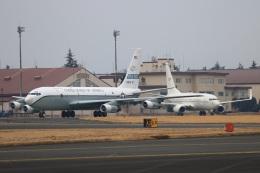 sunagimoさんが、横田基地で撮影したアメリカ空軍 OC-135B (717-158)の航空フォト(飛行機 写真・画像)