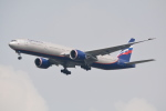 LEGACY-747さんが、スワンナプーム国際空港で撮影したアエロフロート・ロシア航空 777-3M0/ERの航空フォト(飛行機 写真・画像)