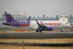 セブンさんが、成田国際空港で撮影した香港エクスプレス A320-232の航空フォト(写真)