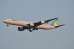LEGACY-747さんが、スワンナプーム国際空港で撮影したマーハーン航空 A340-642の航空フォト(飛行機 写真・画像)