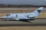 Scotchさんが、茨城空港で撮影した航空自衛隊 U-125A(Hawker 800)の航空フォト(写真)