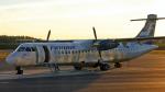 Echo-Kiloさんが、ユバスキュラ空港で撮影したフィンエアー ATR-72-201の航空フォト(写真)
