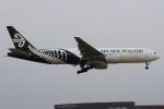 セブンさんが、成田国際空港で撮影したニュージーランド航空 777-219/ERの航空フォト(飛行機 写真・画像)