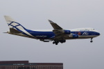 セブンさんが、成田国際空港で撮影したエアブリッジ・カーゴ・エアラインズ 747-406F/ER/SCDの航空フォト(飛行機 写真・画像)