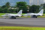 Gujirinkaさんが、フランシスコ・バンゴイ国際空港で撮影したフィリピン空軍 FA-50 Golden Eagleの航空フォト(写真)