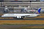 りんたろうさんが、羽田空港で撮影したユナイテッド航空 787-9の航空フォト(写真)