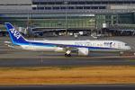 りんたろうさんが、羽田空港で撮影した全日空 787-9の航空フォト(写真)