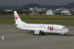senyoさんが、名古屋飛行場で撮影した日本航空 737-446の航空フォト(写真)