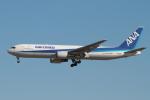 EXIA01さんが、成田国際空港で撮影した全日空 767-381F/ERの航空フォト(写真)