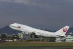 senyoさんが、名古屋飛行場で撮影した日本航空 747-346の航空フォト(写真)