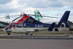 Echo-Kiloさんが、ブラックプール空港で撮影したCHC Scotia SA365N Dauphin 2の航空フォト(写真)