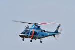 T.Sazenさんが、伊丹空港で撮影した兵庫県警察 A109E Powerの航空フォト(写真)