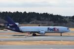 B747‐400さんが、成田国際空港で撮影したフェデックス・エクスプレス MD-11Fの航空フォト(写真)