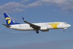 Scotchさんが、成田国際空港で撮影したMIATモンゴル航空 737-8CXの航空フォト(飛行機 写真・画像)