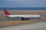 yabyanさんが、中部国際空港で撮影したオムニエアインターナショナル 767-3Q8/ERの航空フォト(写真)