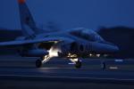 KJさんが、茨城空港で撮影した航空自衛隊 T-4の航空フォト(写真)