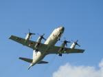 おっつんさんが、那覇空港で撮影した海上自衛隊 P-3Cの航空フォト(写真)