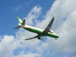 おっつんさんが、那覇空港で撮影したエバー航空 A321-211の航空フォト(写真)