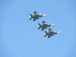 おっつんさんが、那覇空港で撮影した航空自衛隊 F-15DJ Eagleの航空フォト(飛行機 写真・画像)