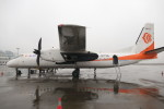 krozさんが、張家界荷花空港で撮影した奥凱航空 MA60の航空フォト(写真)