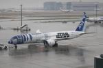 らっしーさんが、羽田空港で撮影した全日空 787-9の航空フォト(写真)