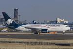 Scotchさんが、成田国際空港で撮影したアエロメヒコ航空 767-25D/ERの航空フォト(写真)