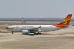 delawakaさんが、上海浦東国際空港で撮影した香港航空 A330-243の航空フォト(写真)