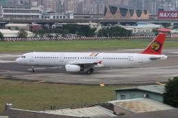 空軍一號さんが、台北松山空港で撮影したウェルズ・ファーゴ・バンク・ノースウェスト A321-131の航空フォト(飛行機 写真・画像)